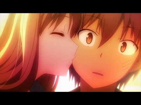 All the best of the best kiss scenes in anime (PART 2)   Anime First Kiss Of Guys
